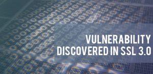 Vulnerability Discovered in SSL 3.0