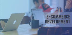 What about E-commerce development?