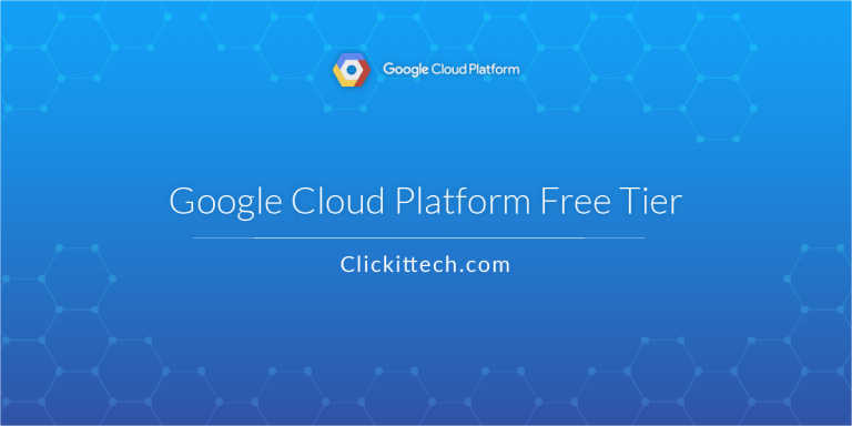 Free Tier with great improvements by Google Cloud Platform