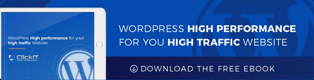 WordPress high performance ebook