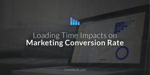 How your website loading time impacts on marketing conversion rate