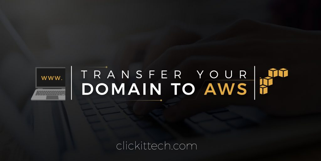 Transfer your domain to AWS