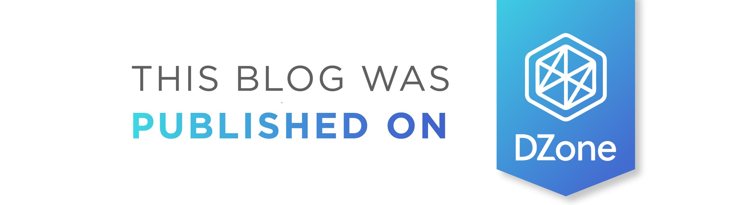 DZone blog