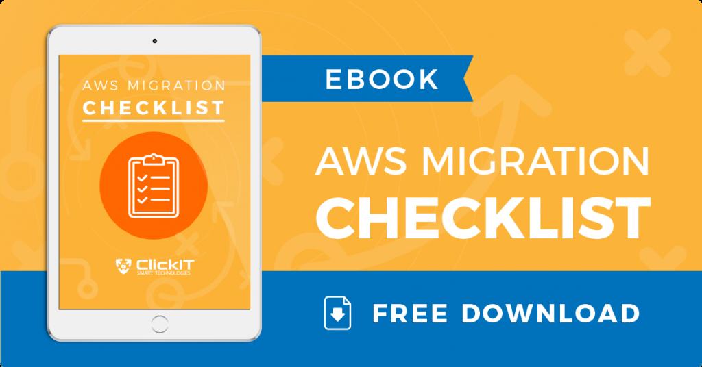 AWS checklist migration