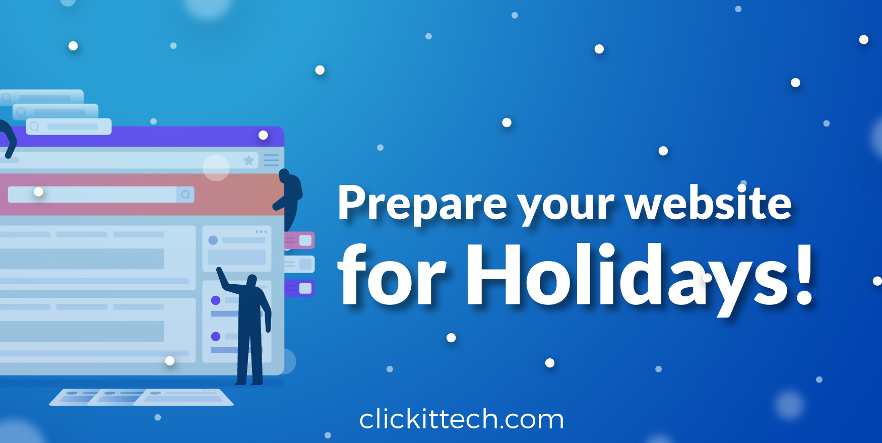 Are you ready for traffic spikes during holidays?