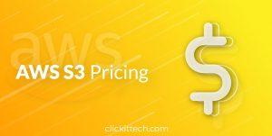 AWS S3 Pricing