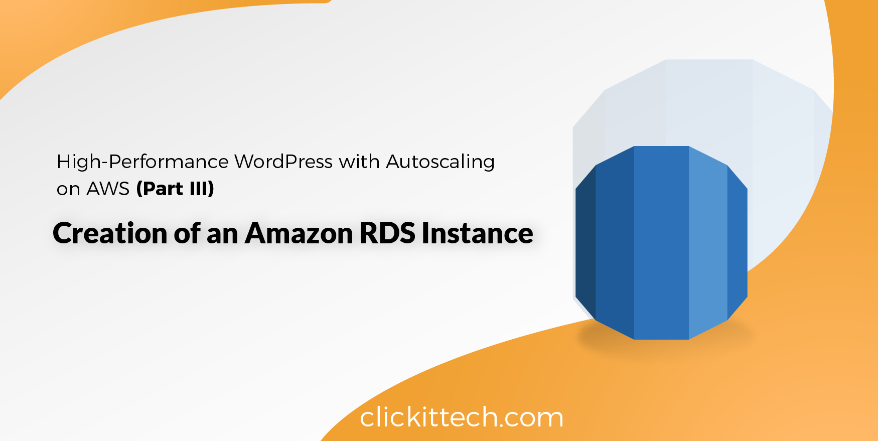 Amazon RDS Instance