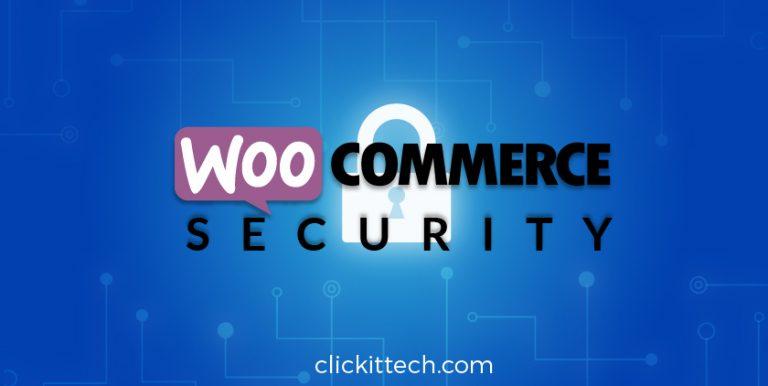 Woocommerce Security: Best security plugins