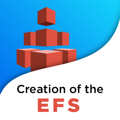 creation of the EFS