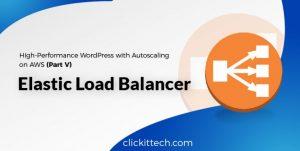 How can I Create AWS Load Balancer?