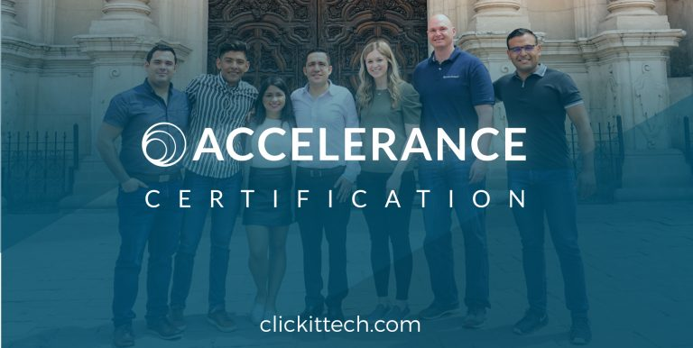 Accelerance recognizes ClickIT as a Top Software Development Company