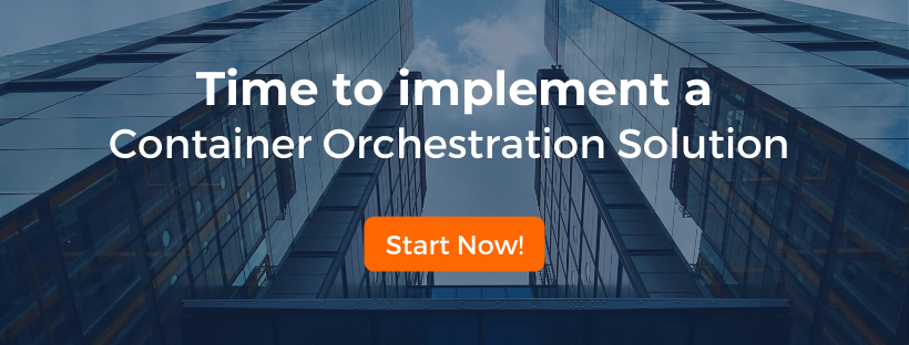 Contain orchestration solution