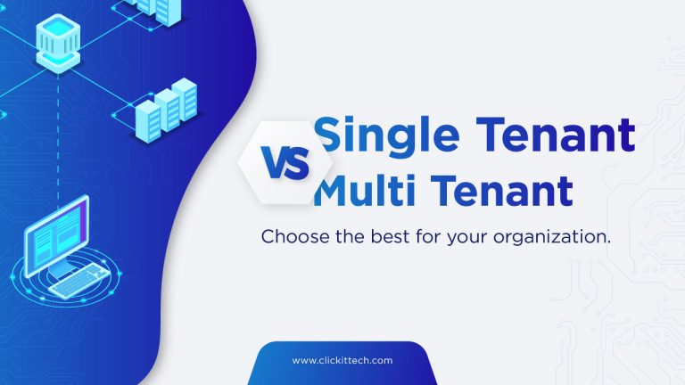 Single tenant vs multi tenant