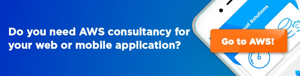 AWS consultancy for your web application