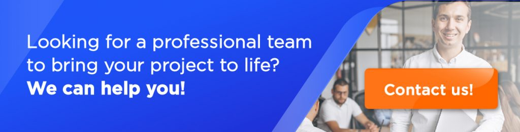 Looking for a professional DevOps team to bring your project to life?