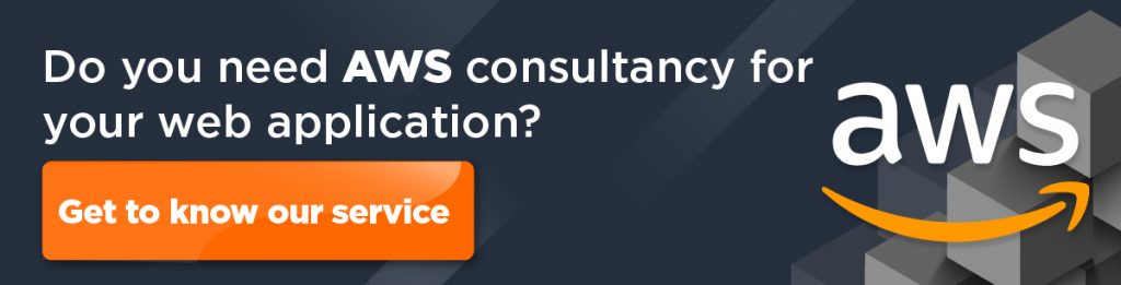 aws consultancy for your web app