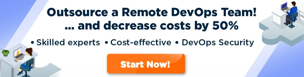 outsource a remote devops team