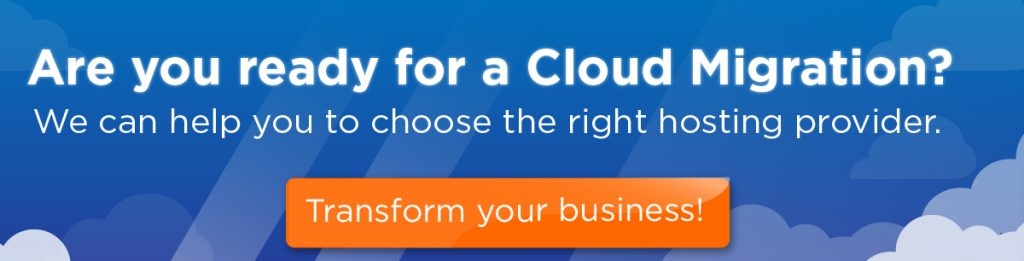 are you ready for a cloud migration?