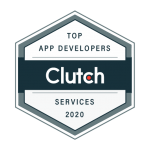 Badges_Clutch - Top App Dev 2020