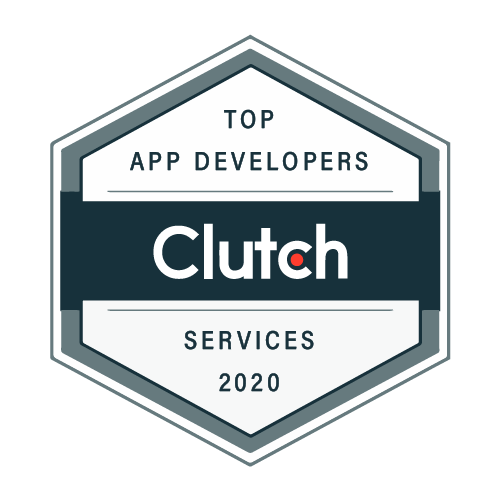 Badges_Clutch - Top App Dev 2020