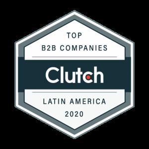 Badges_Clutch - Top B2B Comp LATAM 2020
