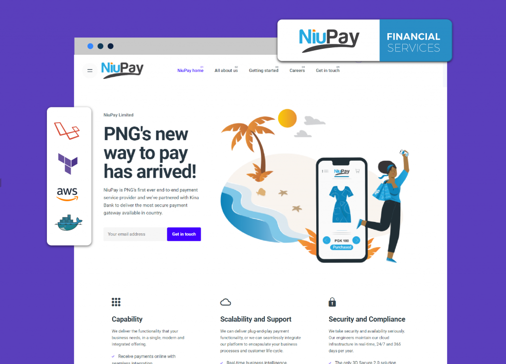 Niu Pay Case Study image