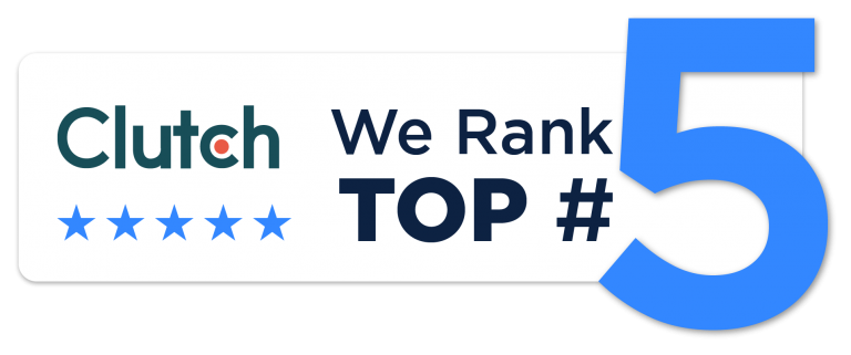 Clutch Badge - Top 5