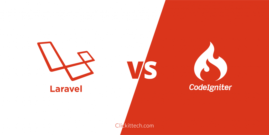 Laravel vs CodeIgniter: which one is the best to use