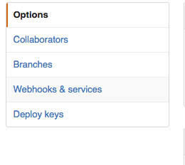 Automated Code deployments with Github webhooks