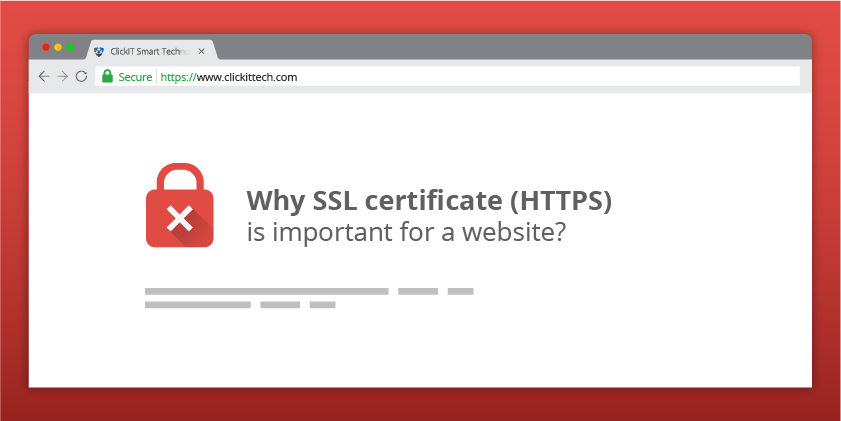 Why Ssl Certificate Https Is Important For A Website