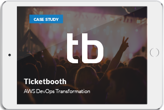 Ticketbooth-aws consulting case study