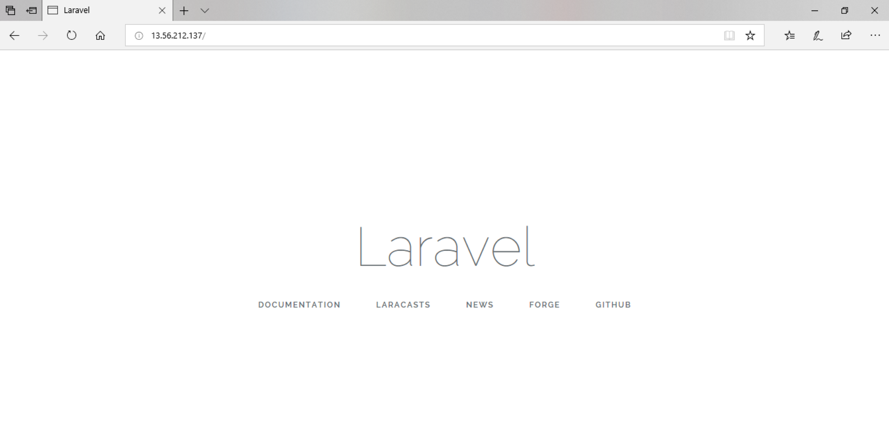 How to deploy laravel application on AWS EC2 - ClickIT Smart