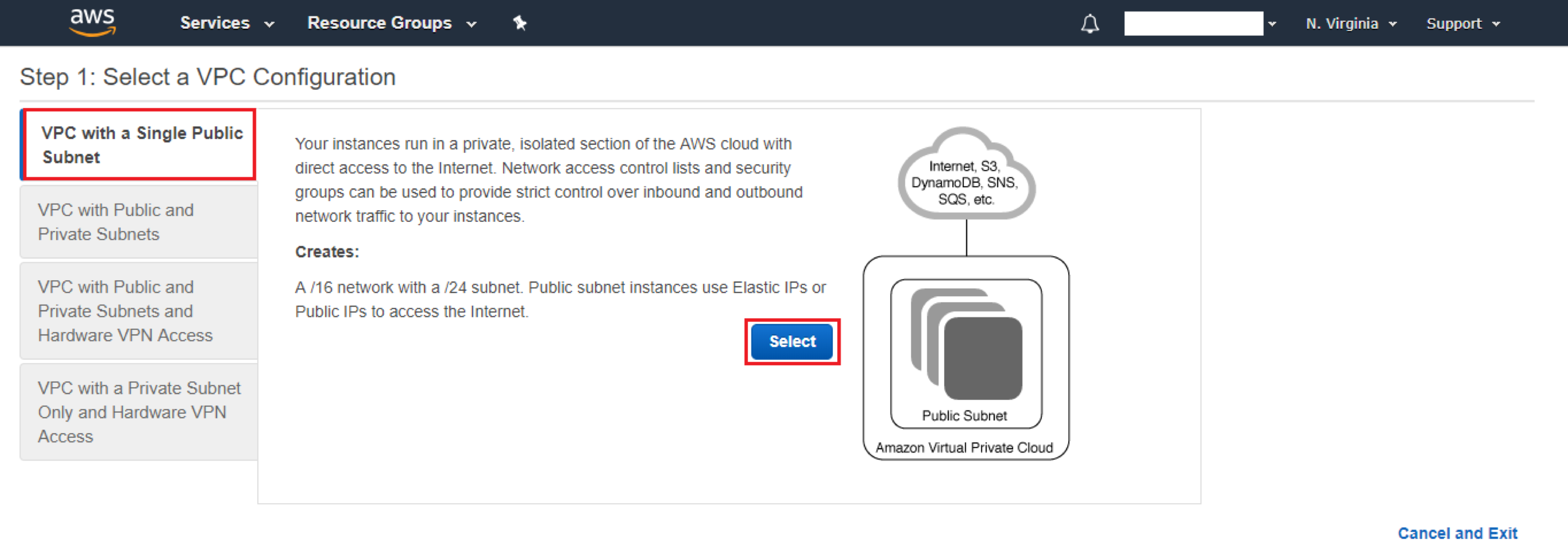 Creating VPC on AWS - Image 3