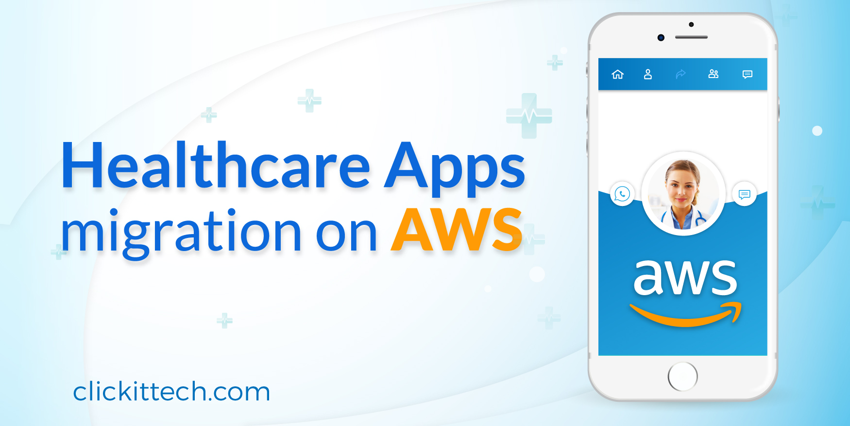 healthcare App migration