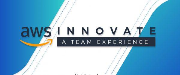 AWS Innovate 2020 image
