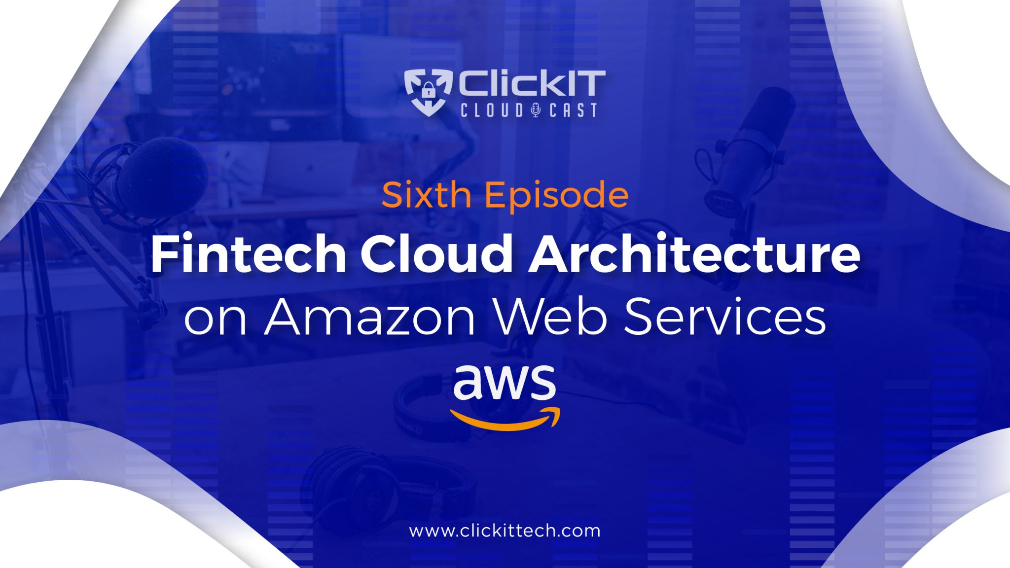 Fintech Cloud Architecture on AWS
