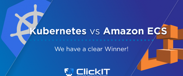 kubernetes vs Amazon ECS