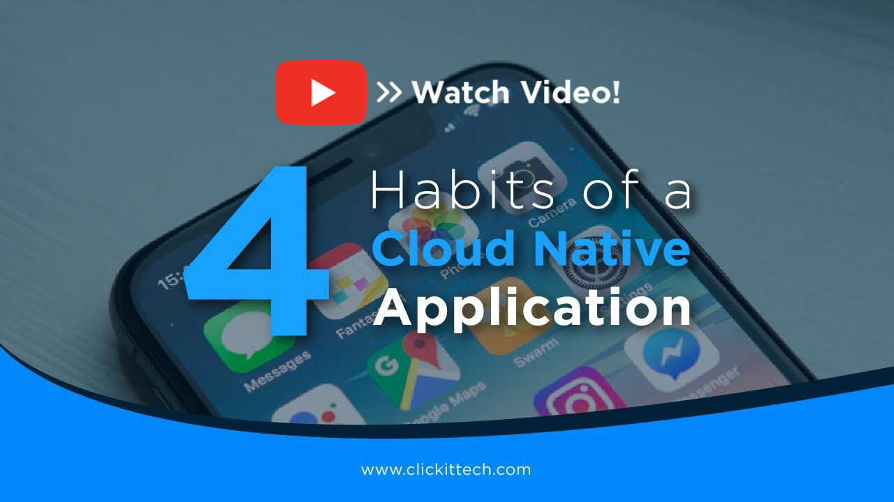 Cloud native application