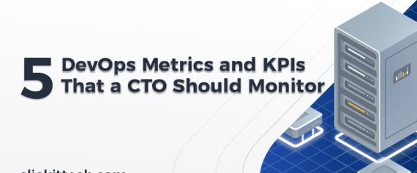 5 DevOps metrics and KPIs