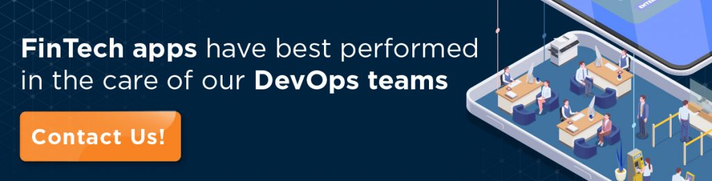 Contact with our DevOps team