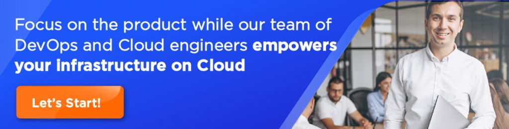 Contact our DevOps team