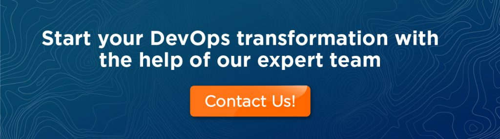 Start your DevOps transformation with our expert team