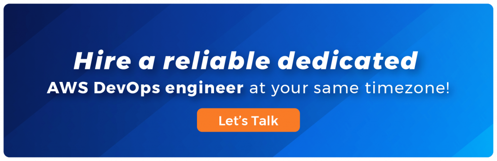 hire a reliable dedicated aws devops engineer