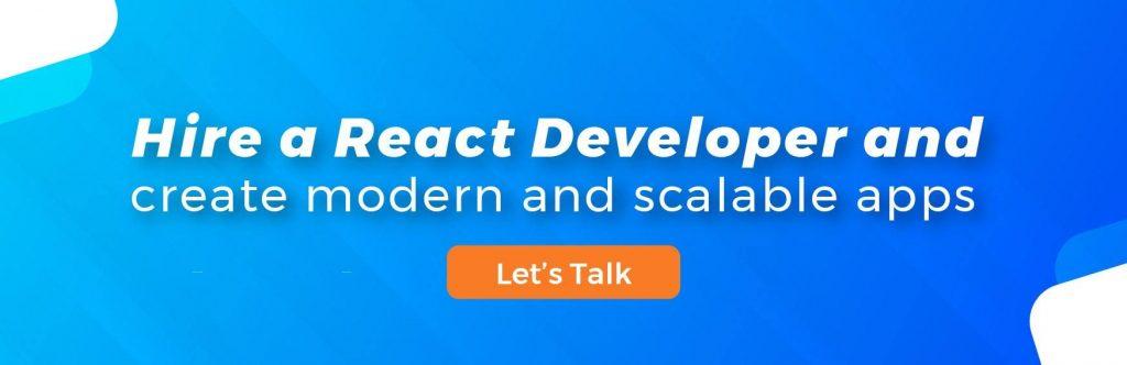 hire a rect developer