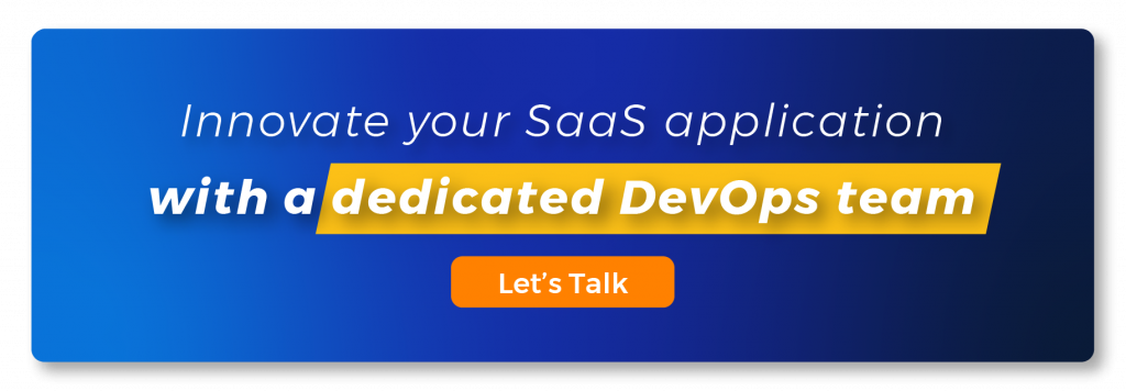 innovate your saas application with a dedicated devops team