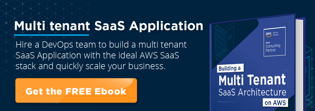 multi tenant saas application ebook