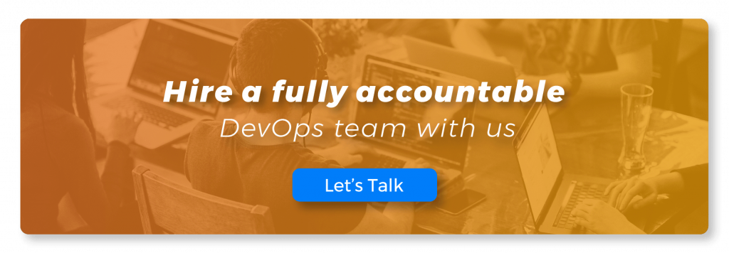 hire a fully accountable devops team with us