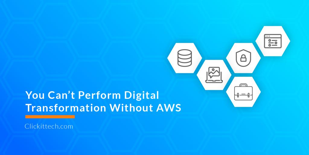 aws cloud digital transformation