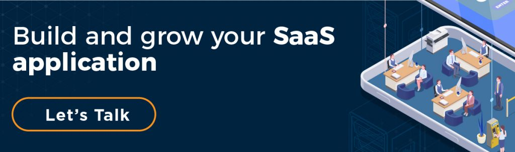 build and grow your saas application