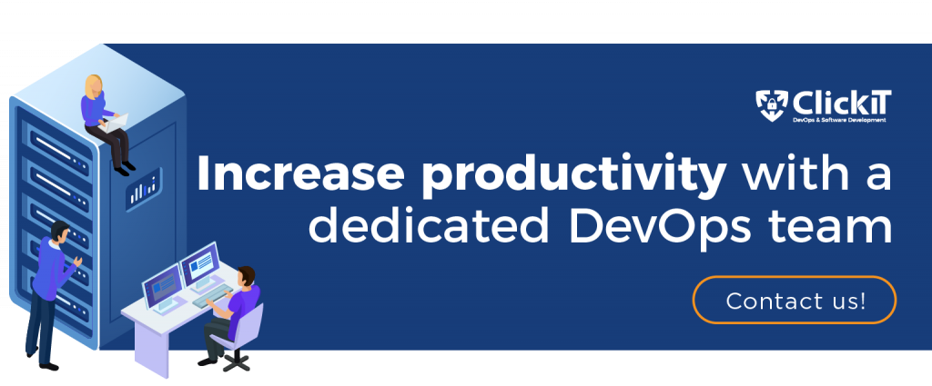 increase productivity with a devops team